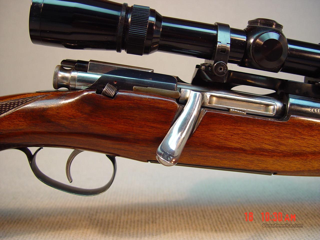 Image result for mannlicher schoenauer leupold scope mounts