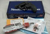 S&W MODEL 360J Airweight .38 spl +P 160360