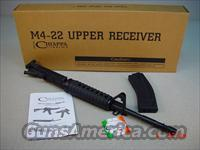 "CHIAPPA M4-22 UPPER RECEIVER 22LR 16"" BARREL"