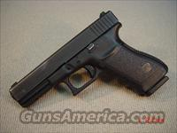 GLOCK 21 THIRD GENERATION 45ACP (VERY GOOD/EXCELLENT)