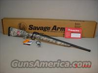 SAVAGE Model 10PC CAMO 'VARMINT' 223CAL