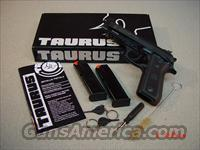 TAURUS PT101AF .40S&W ADJ. SIGHTS with TWO MAGAZINES