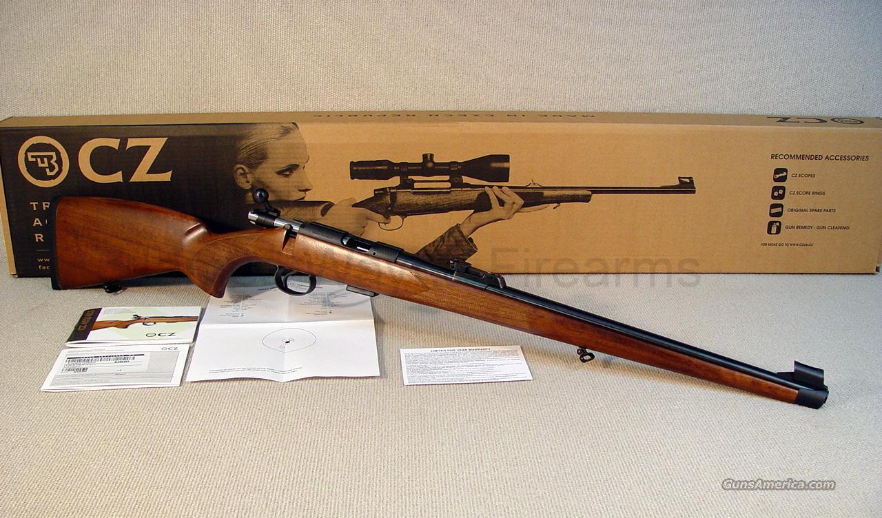 CZ-USA 452 FS MANNLICHER 22LR