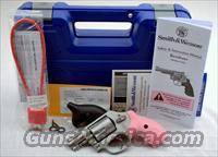 SMITH & WESSON MODEL 637 PINK 38 SPECIAL