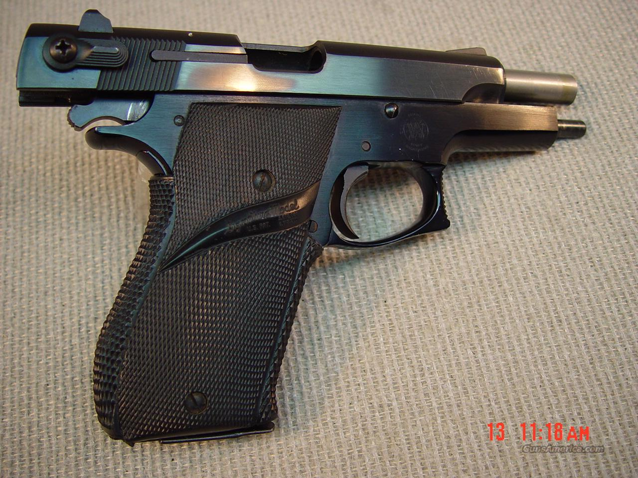 Smith Wesson 9mm Model 439 Manuals