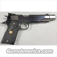 Used Colt 1911 Mark IV Series 70 Pistol