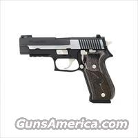 Sig Sauer P220 Full Size Equinox .45 ACP Pistol w/ SIGLITE Night Sights - 8rd