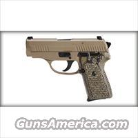 Sig Sauer P239 Scorpion .357 Sig w/ SIGLITE Night Sights