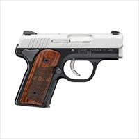 Kimber Solo Carry 9mm Pistol - 6rd - Rosewood