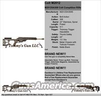 Colt M2012 Comptition Rifle New