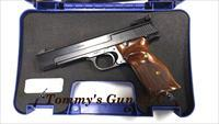 Smith & Wesson Model 41 22LR 130511 NIB