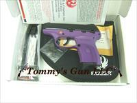 Ruger 3242 LC9S Striker Fired Purple NIB 7+1