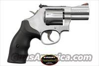 "Smith & Wesson 164192 686+ 357M 2.5"" SS 7rd NEW"