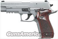 Sig Stainless Elite E26R-9-SSE P226 9MM 15rd NEW