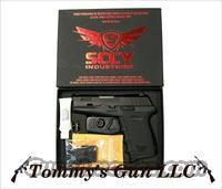 SCCY CPX-2-CB 9MM 10+1 NEW Tommys Gun
