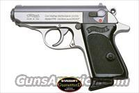 Walther 2246001 PPK 380AP SS NEW Tommys Gun