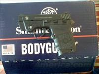Smith&wesson bodyguard 380 with laser new SKU 109380