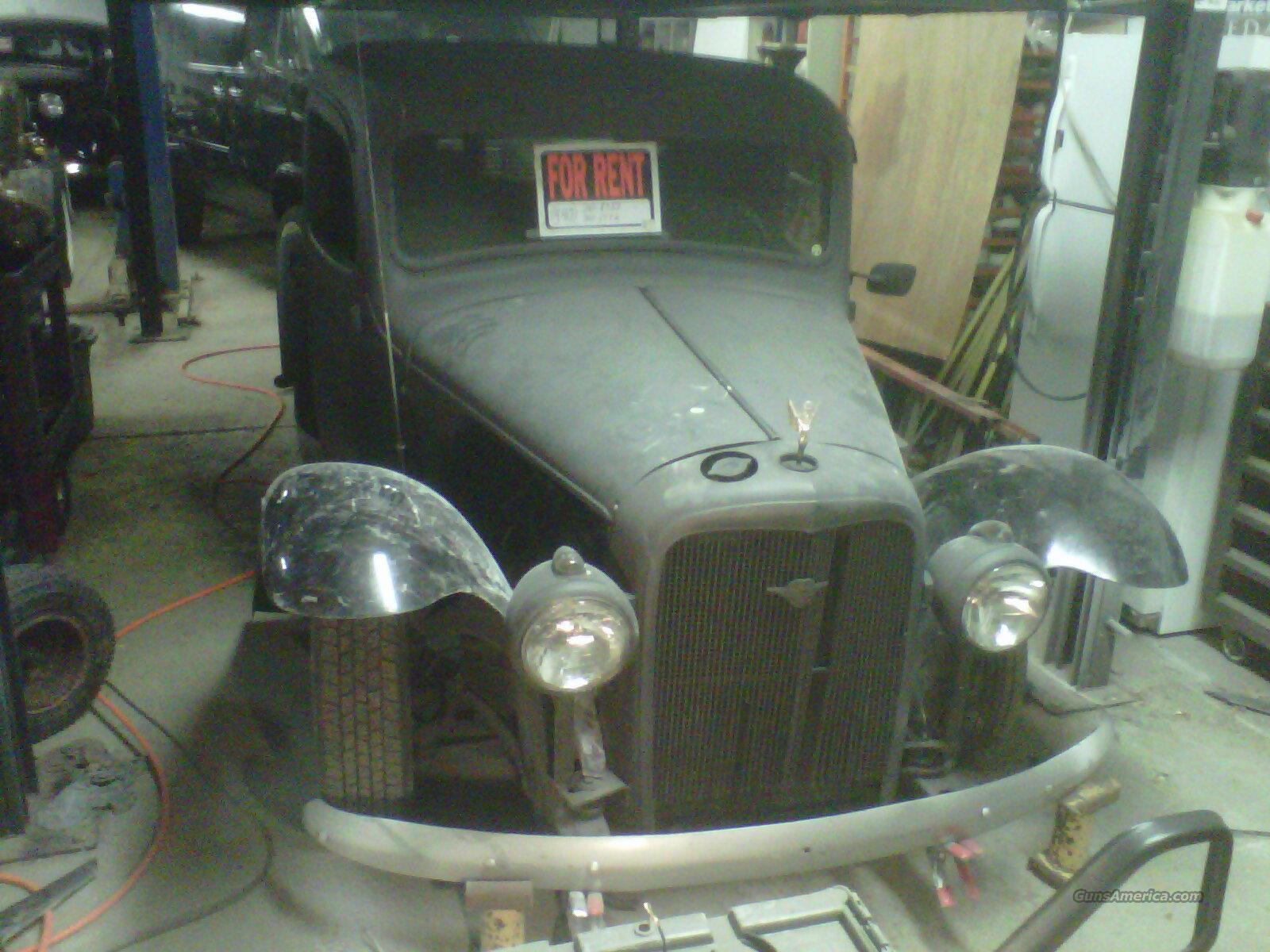 1936 chevy truck rat rod on S10 frame 4.3 V6 wi... for sale