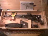 ATI American tactical GERMAN SPORTS GUN GMBH GSG-STG44 CARBINE STG-44 SCHMEISSER 16.5 BARREL 25 ROUND MAG,WOOD STOCK,IN WOODEN CRATE 25 ROUND MAG