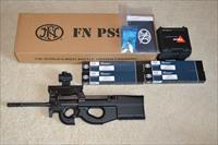 ON SALE! FN PS90 + Extras