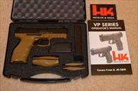 HK VP9 FDE Free Ship!