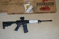 Bushmaster QRC with Red Dot