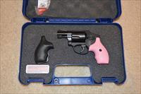 Smith & Wesson 442 Airweight Pink