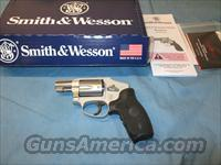 CLEARANCE SALE! Smith & Wesson 642 Crimson Trace S&W CT