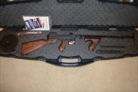 Auto Ordnance Tommy Gun w/Violin Case and Mags