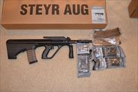 Steyr Aug Package Black