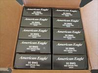 50 BMG Ammo Federal American Eagle