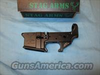 ON SALE! STAG ARMS STRIPPED LOWER BLEM