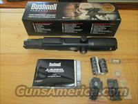 CLEARANCE SALE! Bushnell Yardage Pro Rangefinding Scope