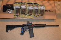 Smith & Wesson M&P 15 Sport II + Sight and Mags
