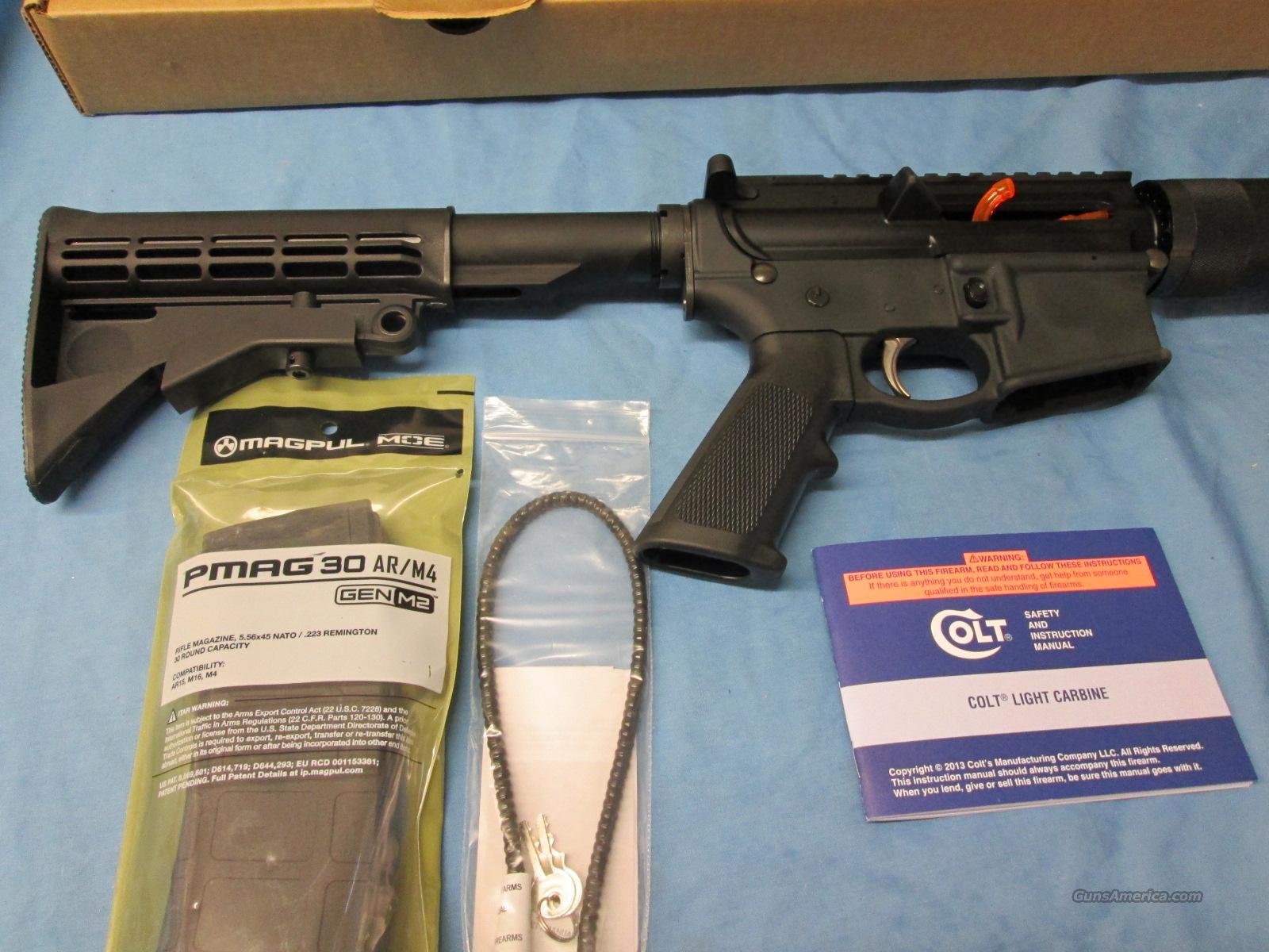 Colt Le 6900 Ar 15 For Sale