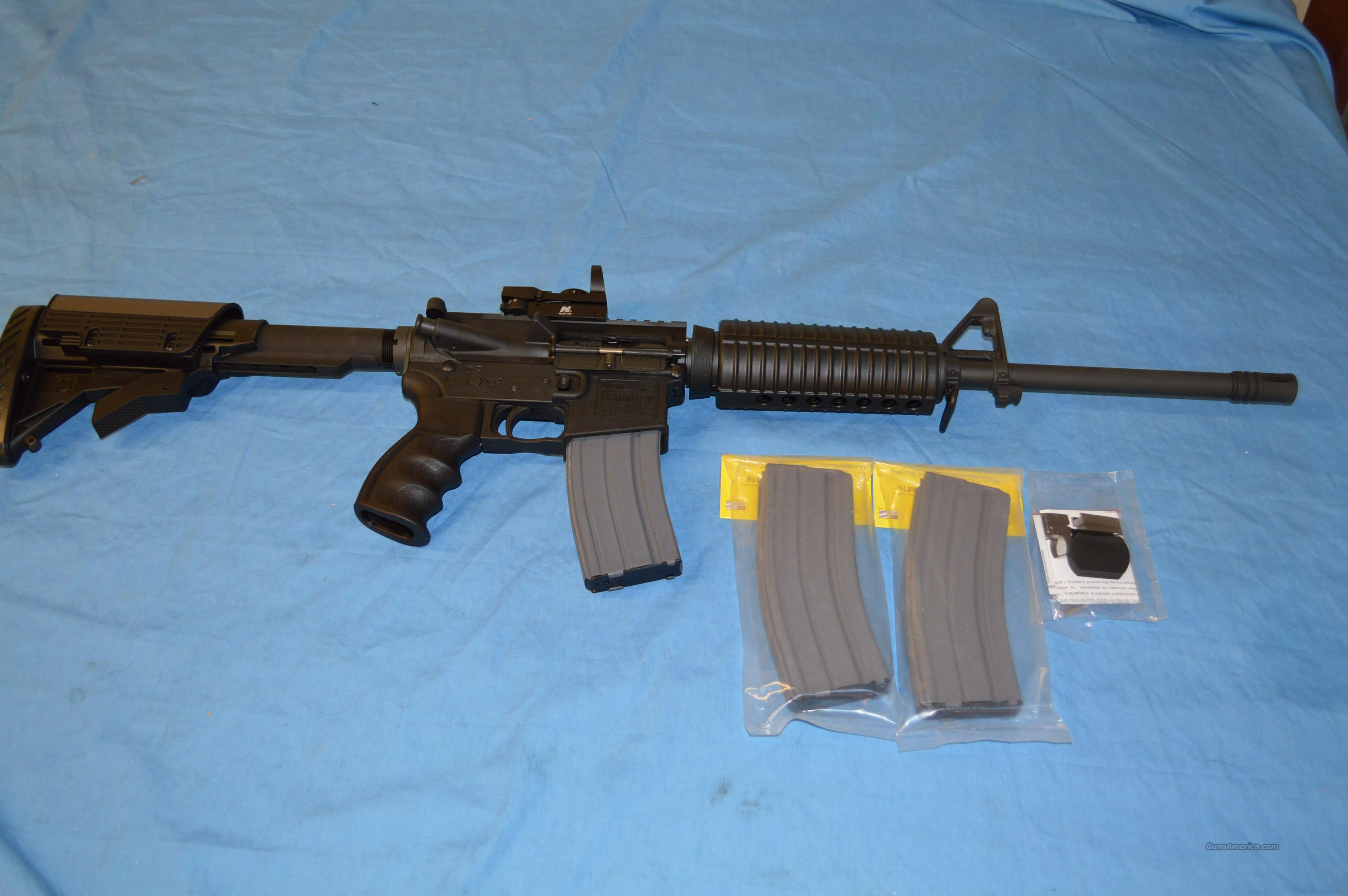 AR-15 DPMS / New Frontier Armory