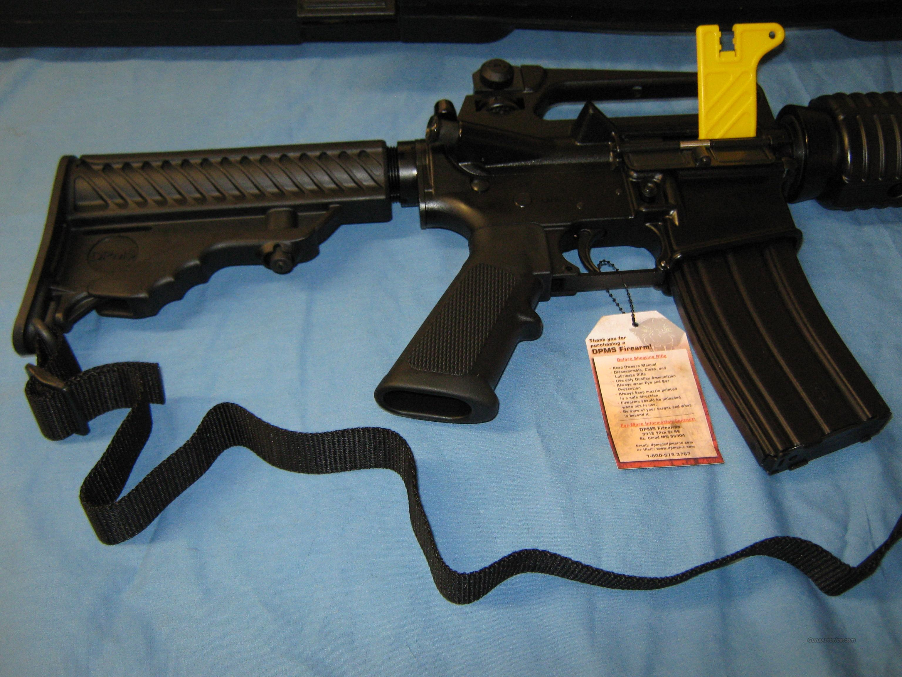 on sale dpms pcar ar 15 for sale rh gunsamerica com DPMS 308 DPMS AR- 10