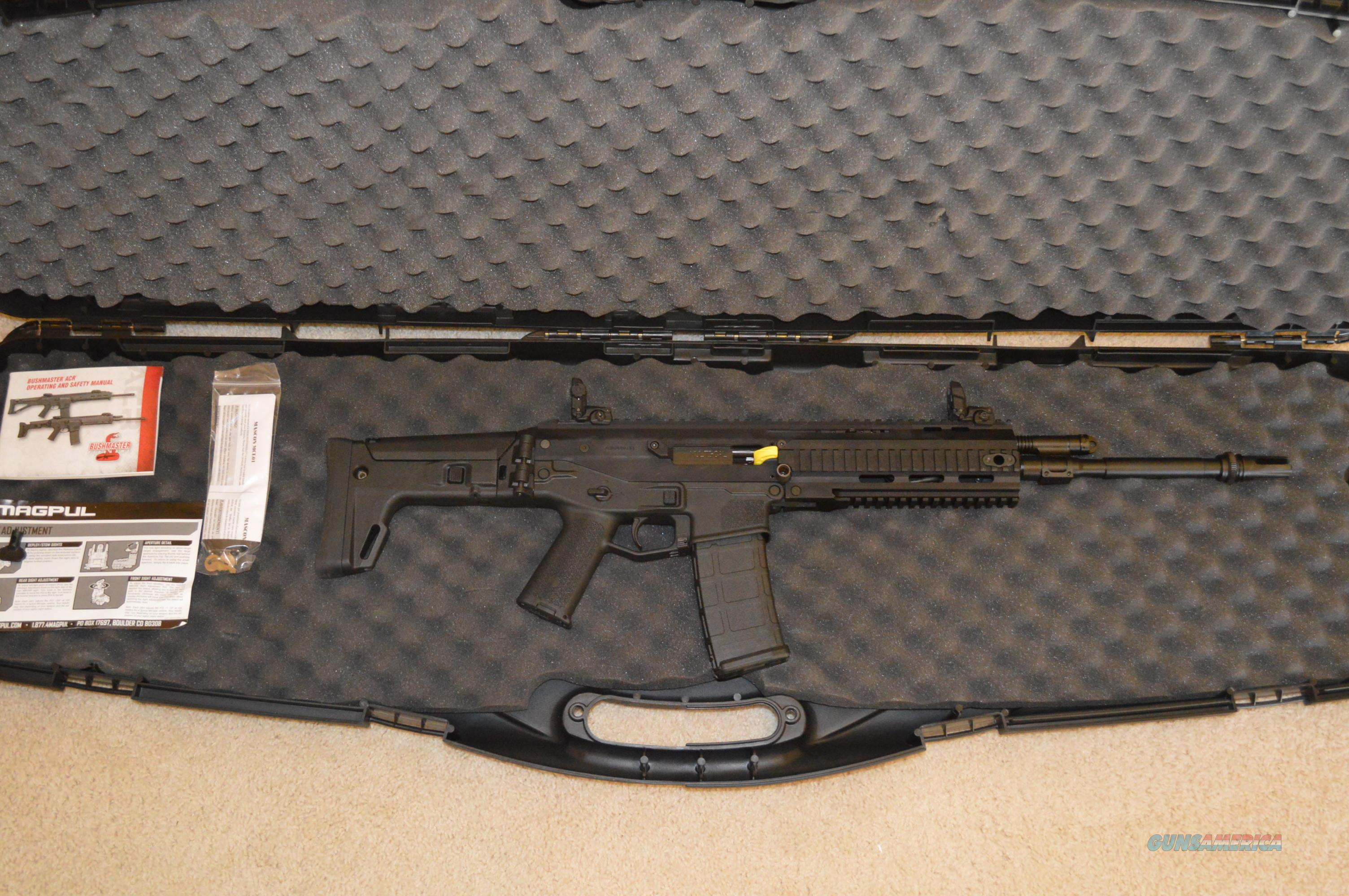 bushmaster acr enhanced for sale rh gunsamerica com FN F2000 Fad Assault Rifle