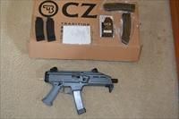 Year End Sale! CZ Scorpion Evo 3 S1 Package Grey