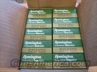 Remington Premier Match 300 AAC Ammo