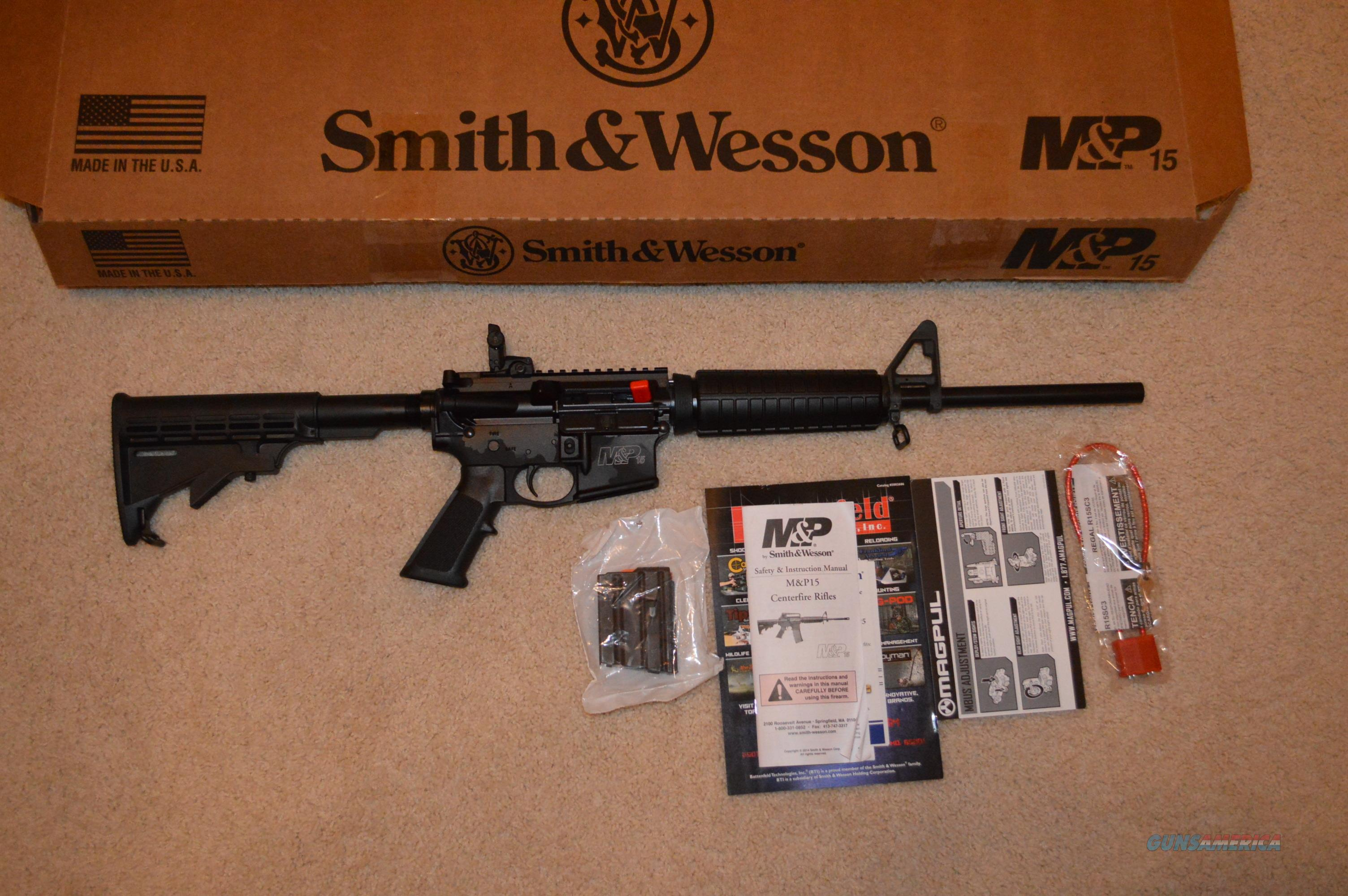 on sale smith wesson m p 15 sport ii ma and for sale rh gunsamerica com M&P15 WW1 MP 15 22 Review