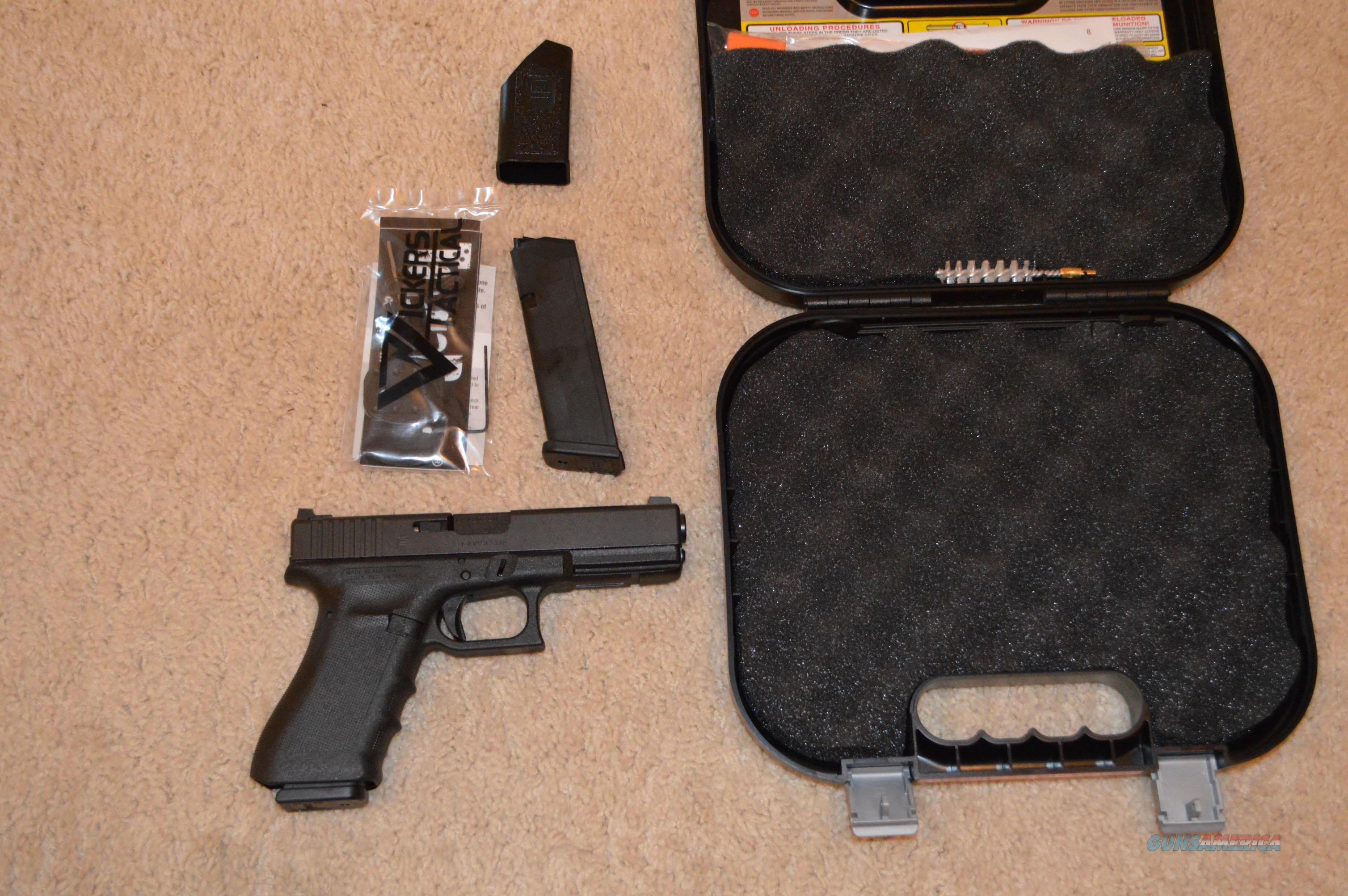ON SALE! Glock 17 RTF2 Vickers