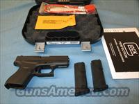 GLOCK 42 + Range Bag FREE SHIP!
