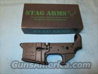 Clearance! STAG ARMS STRIPPED LOWER AR-15