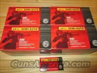 LABOR DAY SALE! 2000 Rounds RWS 22LR Ammo 22 LR