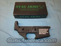 Stag Arms 2nd Amendment Stripped Lower