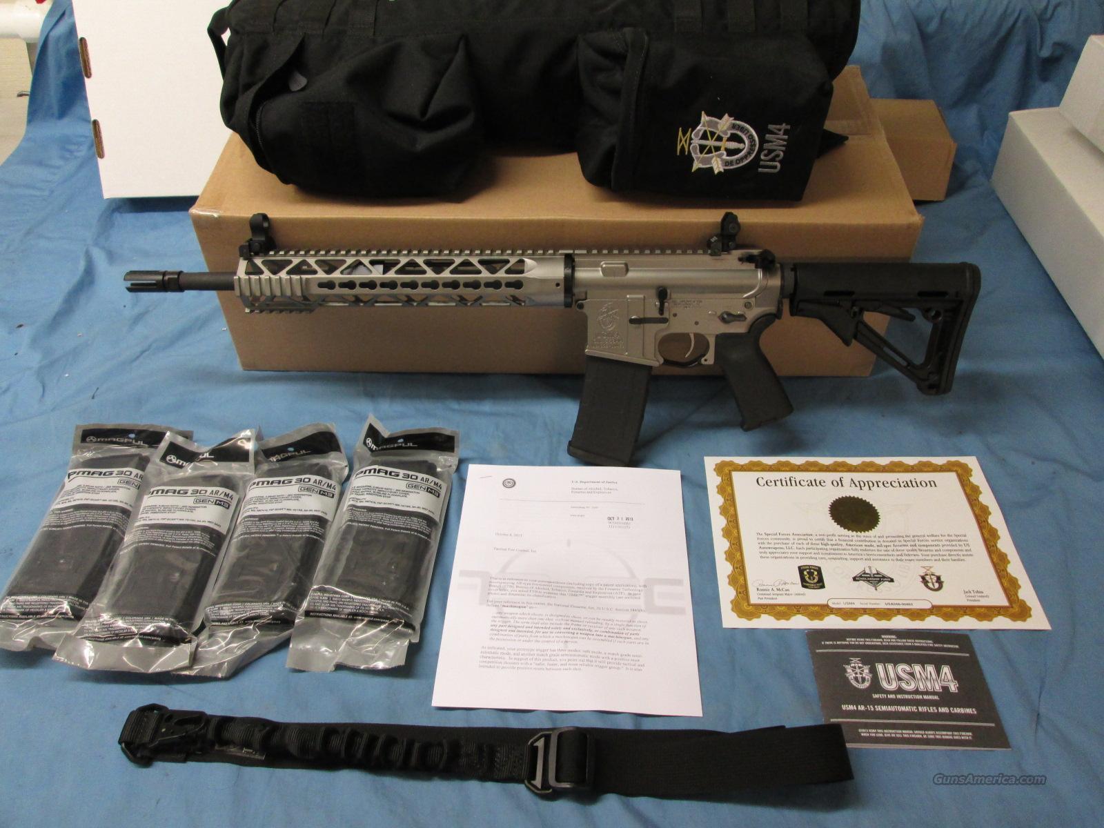 on sale ke arms usm4 mode 3 select fire np3 16 for sale