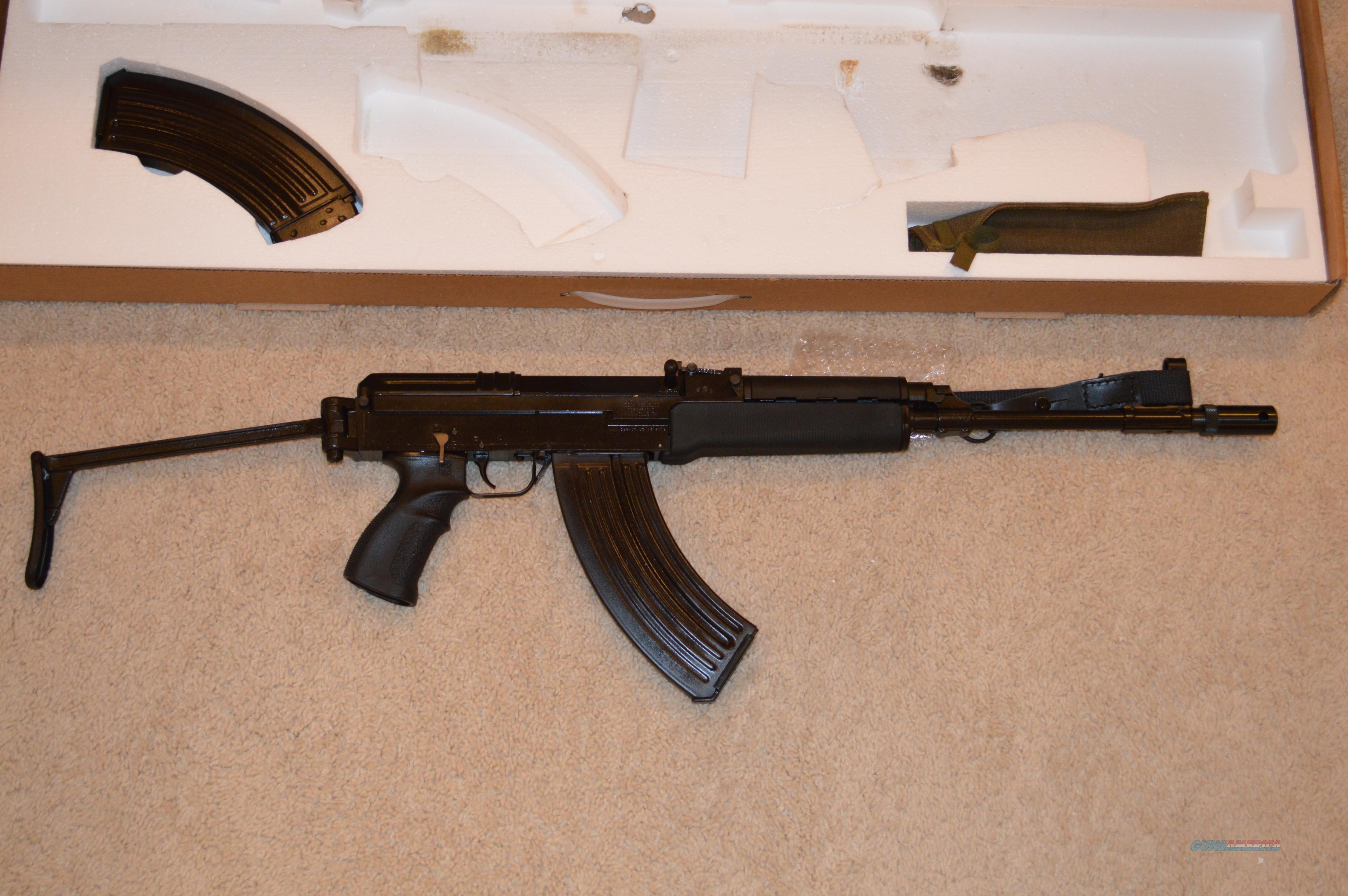 Czechpoint VZ-58 Military Folder Milled Receiver VZ58 Not AK-47