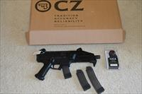 CZ Scorpion Evo 9mm + 30 Round Mag