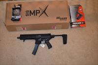 Sig MPX-9 Pistol + SB Tactical Collapsible Brace